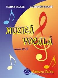 Muzica Vocala - disciplina optionala pentru clasele a III-a si a IV-a