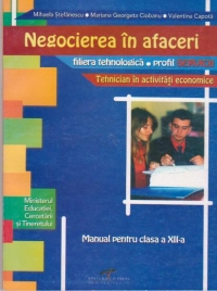 Negocierea afaceri manual pentru clasa