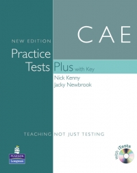 NEW EDITION CAE Practice Tests