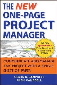 New One Page Project Manager