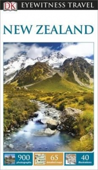 New Zealand Eyewitness Travel Guide