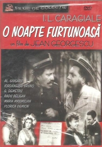 noapte furtunoasa (Filme colectie)