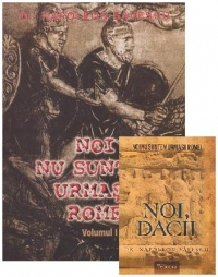 Noi suntem urmasii Romei Pachet