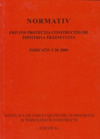 Normativ privind protectia constructiilor impotriva