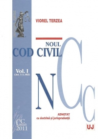 Noul Cod civil Vol Art