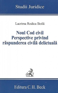 Noul Cod civil Perspective privind