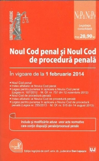 Noul Cod penal Noul Cod