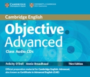 Objective Advanced 3rd Edition Class