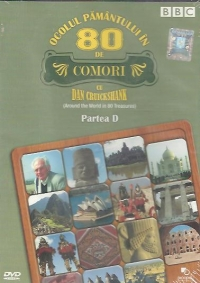 Ocolul Pamantului in 80 de comori / Around the World in 80 Treasures, Partea D (DVD Video)