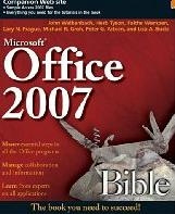 Office 2007 Bible [ILLUSTRATED] (Paperback)