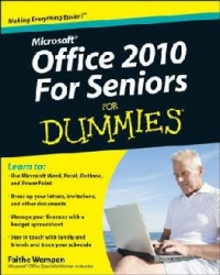 Office 2010 For Seniors For