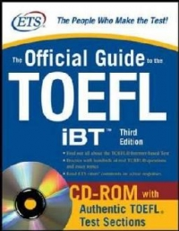 Official Guide TOEFL CDROM