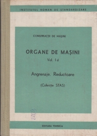 Organe masini (Vol Angrenaje Reductoare