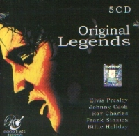 Original Legends (5 CD)