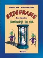 Ortograme - fise didactice. Exersati cu noi