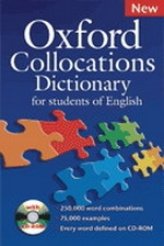 Oxford Collocations Dictionary for Students