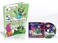 Pachet educational EDU (carte + CD)- O vizita neasteptata