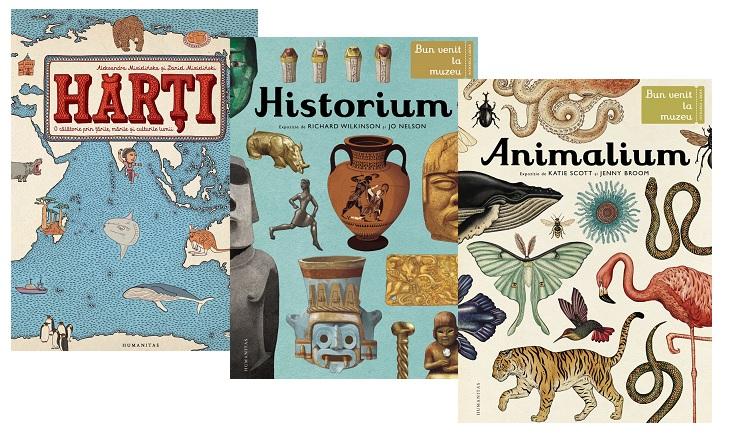 Pachet Harti / Historium / Animalium