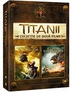 Pachet Infruntarea Titanilor Furia Titanilor