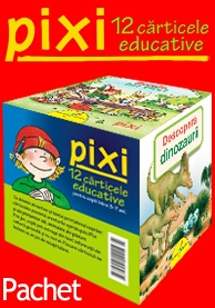 PACHET PIXI (12 carticele educative)