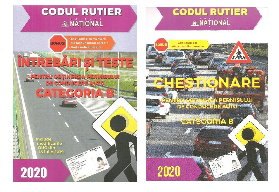 Pachet promotional AUTO 2014 Intrebari