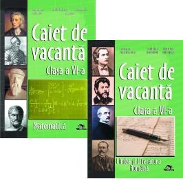 Pachet promotional Caiete vacanta Clasa