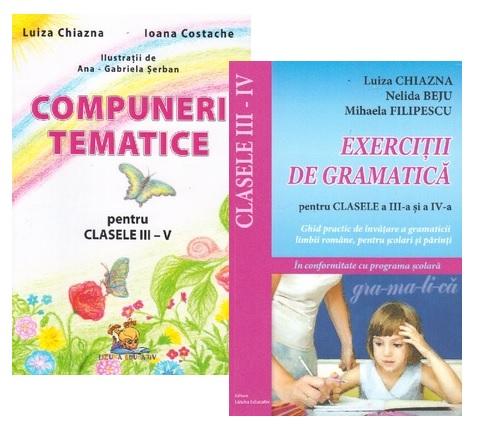 Pachet promotional Lizuka Educativ carti):