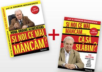Pachet promotional Menci volume: Noua