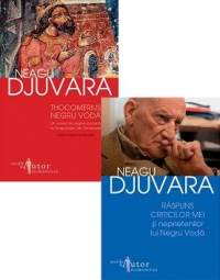 Pachet promotional Neagu Djuvara: Thocomerius