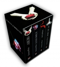 Pachet promotional Stephenie Meyer (Amurg