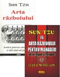 Pachet promotional Sun Tzu Arta
