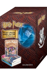 Pachet special Harry Potter - Volumele 1-5