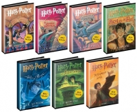 Colectia de lux Harry Potter 7 volume
