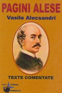 Pagini alese Vasile Alecsandri texte