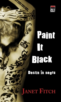 Paint Black Destin negru
