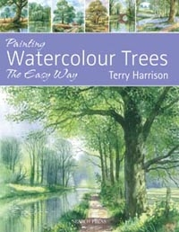 Painting Watercolour Trees The Easy