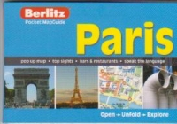Paris Pocket MapGuide