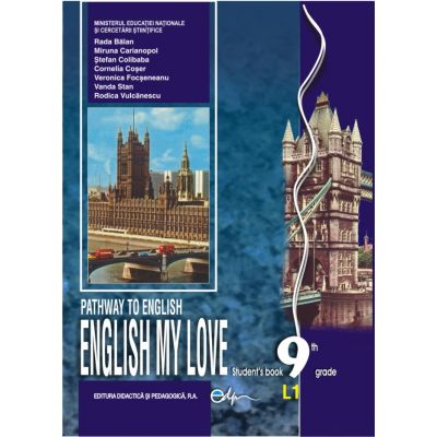 Pathway English English love Manual