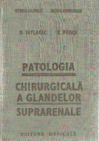 Patologia chirurgicala glandelor suprarenale Volumul