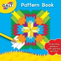 Pattern Book Carte colorat modele