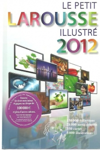 Petit Larousse Illustre 2012 Hardcover