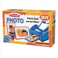 Photo Puzzle 2 in 1 - 12 & 18 piese
