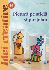 Pictur sticla portelan Idei Creative