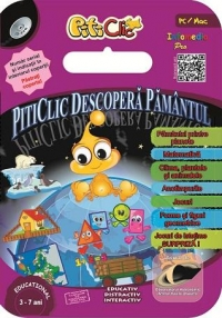 PitiClic descopera Pamantul (CD)