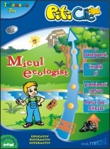 PitiClic Micul ecologist (CD ROM)