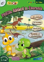 PitiClic ratacit Zaurania (CD)