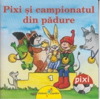 Pixi campionatul din padure