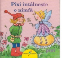 Pixi intalneste nimfa