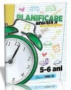 Planificare anuala a activitatilor 5-6 ani