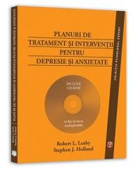 PLANURI de TRATAMENT si INTERVENTII pentru DEPRESIE si ANXIETATE